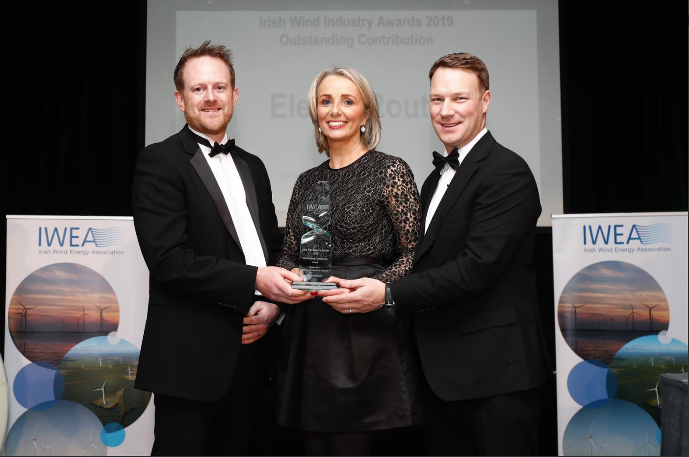 Outstanding Contribution Award-ElectroRoute